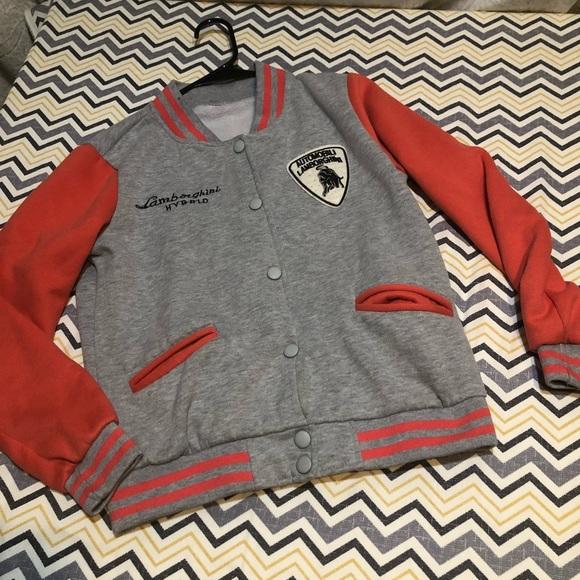 Lamborghini Jackets Coats Bomber Jacket Poshmark